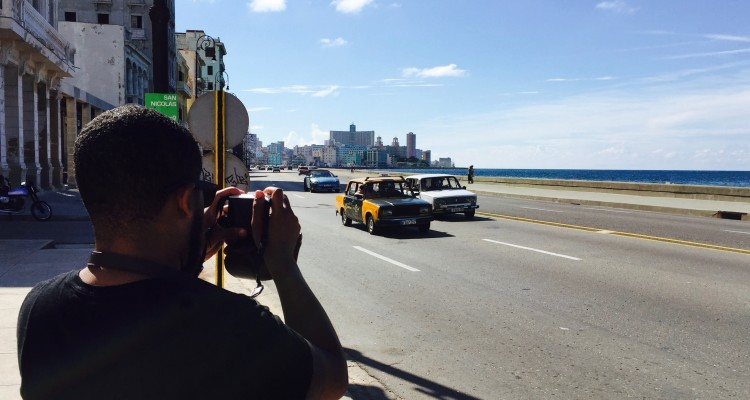 Black & Abroad x The Man Defined : Havana Cuba Photos