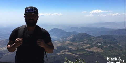 The Man Defined x Black & Abroad - #BucketList Moments: Hiking Pacaya Volcano in Antigua, Guatemala