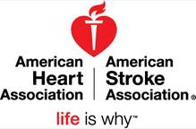 The American Heart Association Logo x The Man Defined
