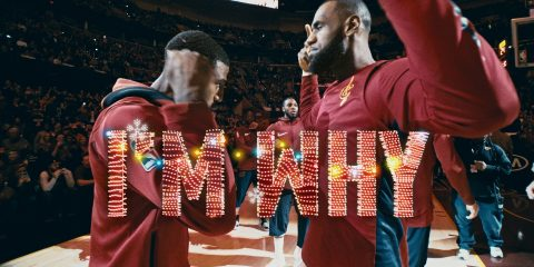 The Man Defined x NBA x Gift of Bball - Cavs