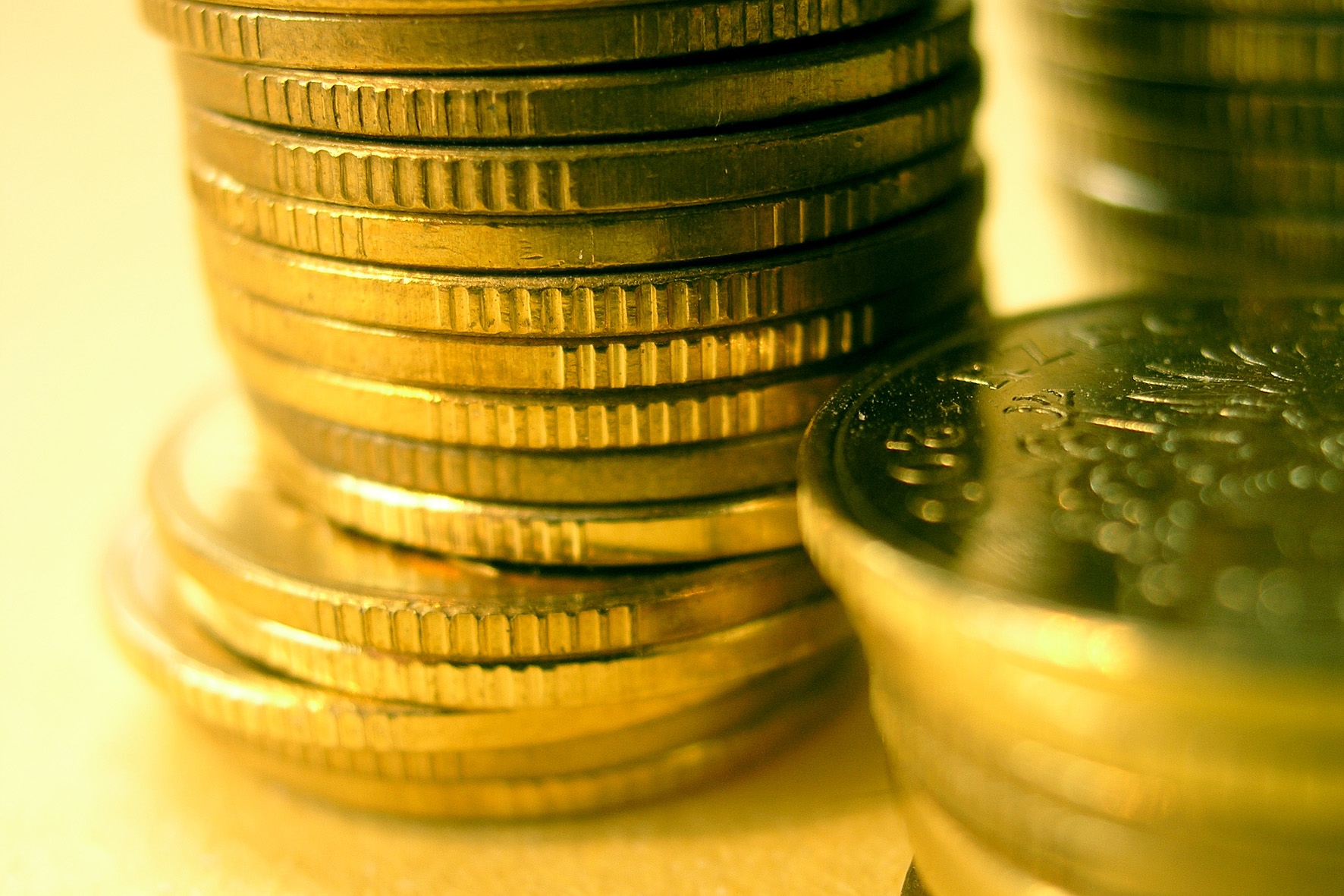 The Man Defined - Money : Coins