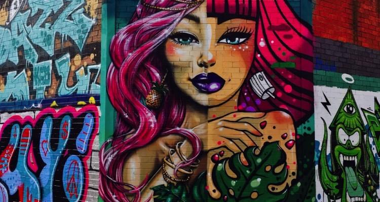 The Man Defined x Black & Abroad: Newtown Australia's Street Art