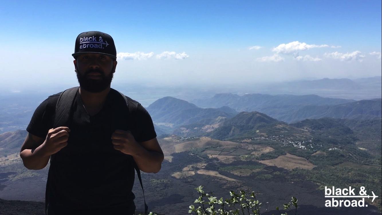 The Man Defined x Black & Abroad - #BucketList Moments: Hiking Pacaya Volcano in Antigua, Guatemala