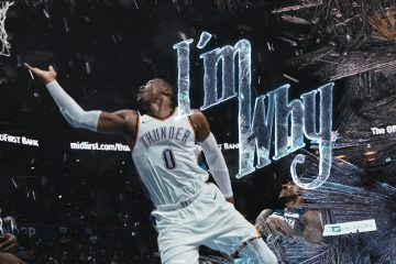 The Man Defined x NBA x Gift of Bball - Russell Westbrook_Thunder